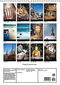 Thailand Land of Siam (Wall Calendar 2018 DIN A3 Portrait) - Produktdetailbild 13