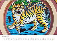 The Arts of Asian Temples (Wall Calendar 2018 DIN A3 Landscape) - Produktdetailbild 3