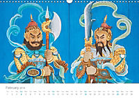 The Arts of Asian Temples (Wall Calendar 2018 DIN A3 Landscape) - Produktdetailbild 2