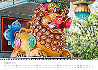 The Arts of Asian Temples (Wall Calendar 2018 DIN A3 Landscape) - Produktdetailbild 8