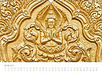 The Arts of Asian Temples (Wall Calendar 2018 DIN A3 Landscape) - Produktdetailbild 6