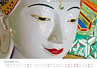 The Arts of Asian Temples (Wall Calendar 2018 DIN A3 Landscape) - Produktdetailbild 12