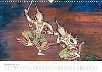 The Arts of Asian Temples (Wall Calendar 2018 DIN A3 Landscape) - Produktdetailbild 11