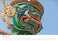 The Arts of Asian Temples (Wall Calendar 2018 DIN A3 Landscape) - Produktdetailbild 10