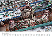 The Arts of Asian Temples (Wall Calendar 2018 DIN A3 Landscape) - Produktdetailbild 9