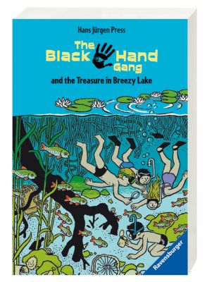 The Black Hand Gang and the Treasure in Breezy Lake, Hans J. Press