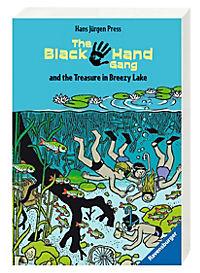 The Black Hand Gang and the Treasure in Breezy Lake - Produktdetailbild 1