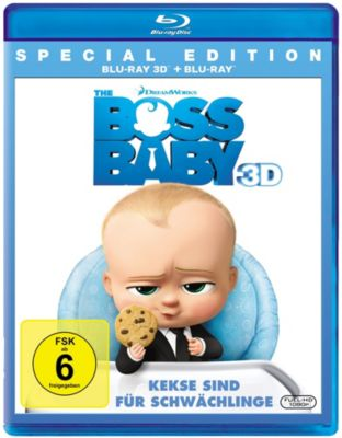 The Boss Baby - 3D-Version, Michael McCullers