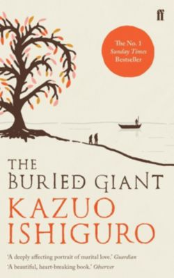 The Buried Giant, Kazuo Ishiguro