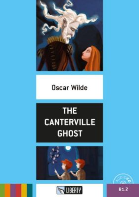 The Canterville Ghost, m. Audio-CD, Oscar Wilde