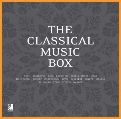The Classical Music Box, Bildband + 8 Audio-CDs, Hartmut Möller