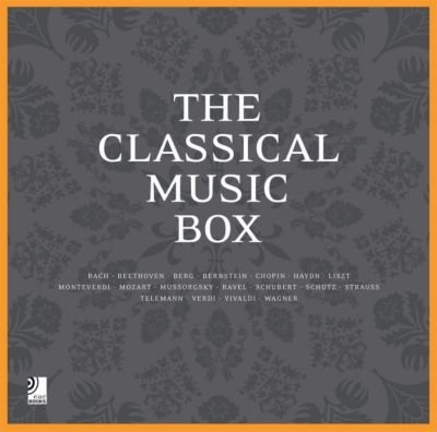 The Classical Music Box, Bildband + 8 Audio-CDs, Hartmut Möller