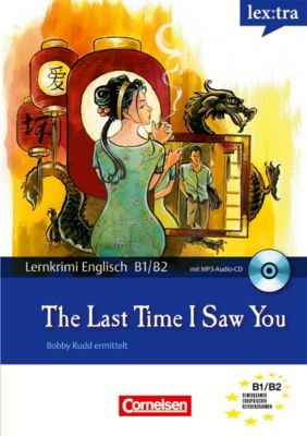 The Last Time I Saw You, m. MP3-Audio-CD, Cécile Niemitz-Rossant