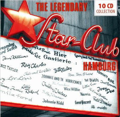 The Legendary Star-Club Hamburg, 10 CDs, Various