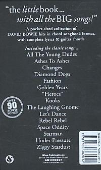 The Little Black Songbook - David Bowie - Produktdetailbild 1