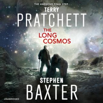 The Long Cosmos, 10 Audio-CDs, Terry Pratchett, Stephen Baxter