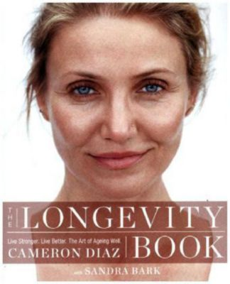 The Longevity Book, Cameron Diaz