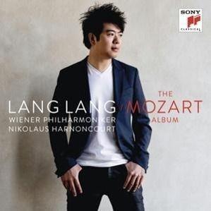 The Mozart Album, Wolfgang Amadeus Mozart