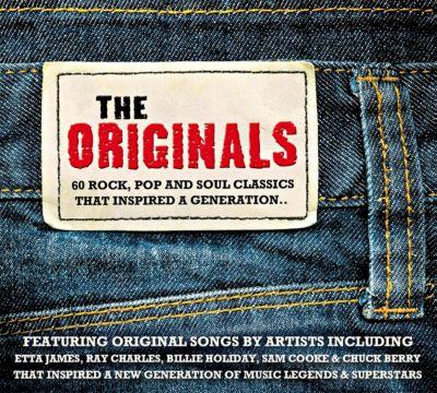 The Originals, 3 CDs, Diverse Interpreten