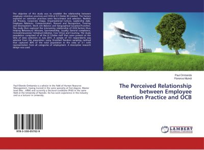 The Perceived Relationship between Employee Retention Practice and OCB, Paul Ombanda, Florence Muindi