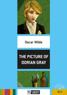 The Picture of Dorian Gray, m. Audio-CD, Oscar Wilde