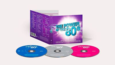 The Power Of The 80's, Various Artists