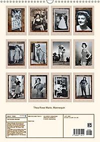 Thea Rose-Marie, Mannequin (Wandkalender 2018 DIN A3 hoch) - Produktdetailbild 13