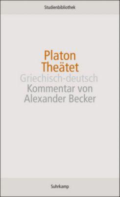 Theätet, Platon