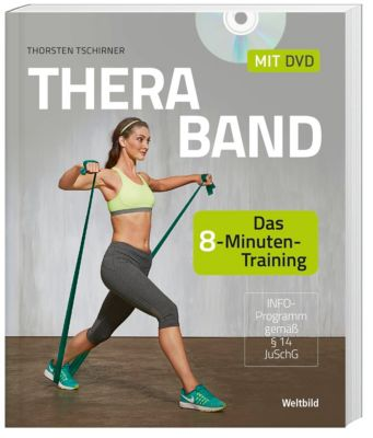 Theraband-Das 8 Minuten Training mit DVD, Thorsten Tschirner