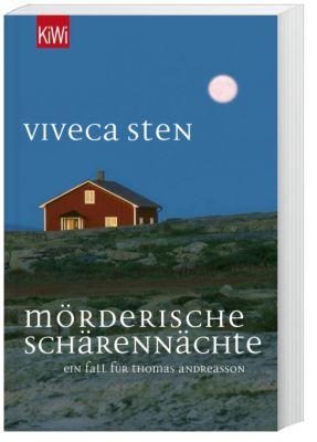 Thomas Andreasson Band 4: Mörderische Schärennächte, Viveca Sten