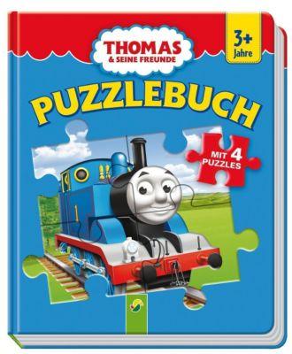 Thomas und seine Freunde - Puzzlebuch