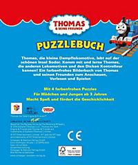 Thomas und seine Freunde - Puzzlebuch - Produktdetailbild 1