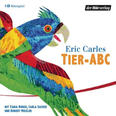 Tier-ABC, Audio-CD, Eric Carle