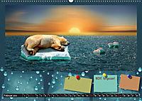 Tierwelt aus Mausopardia (Wandkalender 2019 DIN A2 quer) - Produktdetailbild 2