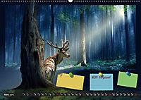 Tierwelt aus Mausopardia (Wandkalender 2019 DIN A2 quer) - Produktdetailbild 3