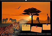 Tierwelt aus Mausopardia (Wandkalender 2019 DIN A2 quer) - Produktdetailbild 7