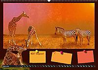 Tierwelt aus Mausopardia (Wandkalender 2019 DIN A2 quer) - Produktdetailbild 6
