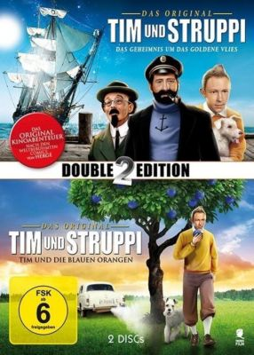 Tim & Struppi - 2 Disc DVD