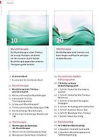 Tinnitus, Wirksame Selbsthilfe mit Musiktherapie, m. 2 Audio-CDs - Produktdetailbild 3