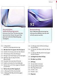 Tinnitus, Wirksame Selbsthilfe mit Musiktherapie, m. 2 Audio-CDs - Produktdetailbild 4