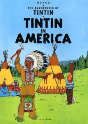 Tintin in America, Hergé