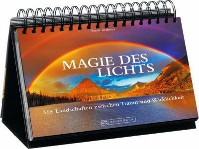Tischaufsteller Magie des Lichts, Frank Krahmer