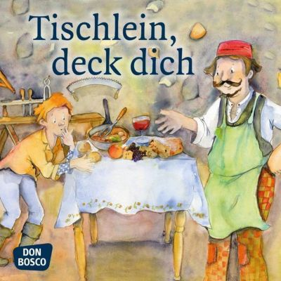 Tischlein, deck dich, Wilhelm Grimm, Jacob Grimm