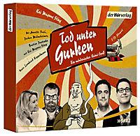 Tod unter Gurken, 2 Audio-CDs - Produktdetailbild 1