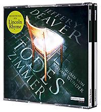 Todeszimmer, 6 Audio-CDs - Produktdetailbild 1
