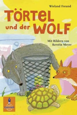 Törtel und der Wolf, Wieland Freund