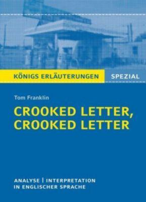 Tom Franklin 'Crooked Letter, Crooked Letter', Tom Franklin