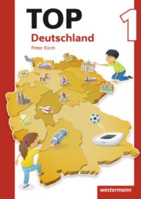 Topographische Arbeitshefte, Ausgabe 2016: Bd.1 TOP Deutschland