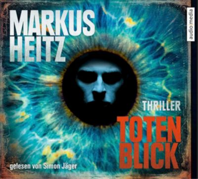 Totenblick, 6 Audio-CDs, Markus Heitz
