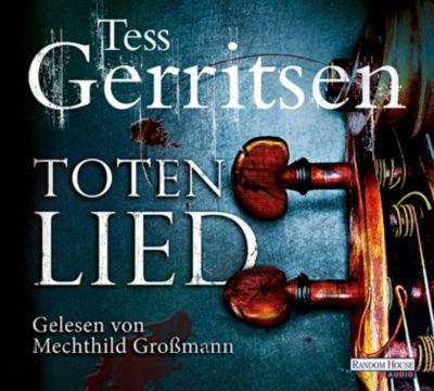 Totenlied, 1 MP3-CD, Tess Gerritsen